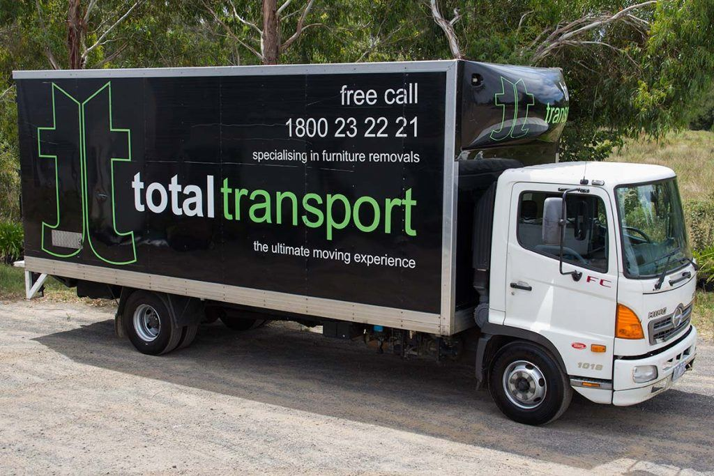 7 Tonne Truck