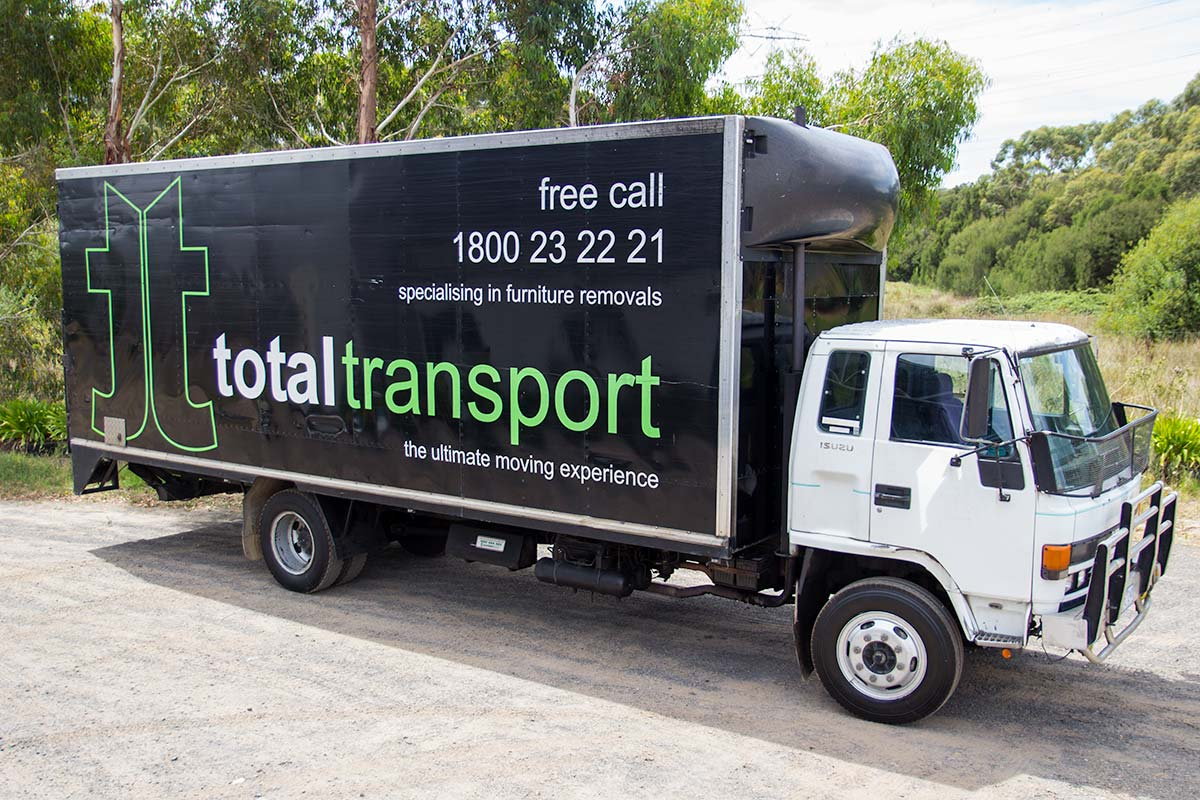 12 Tonne Truck